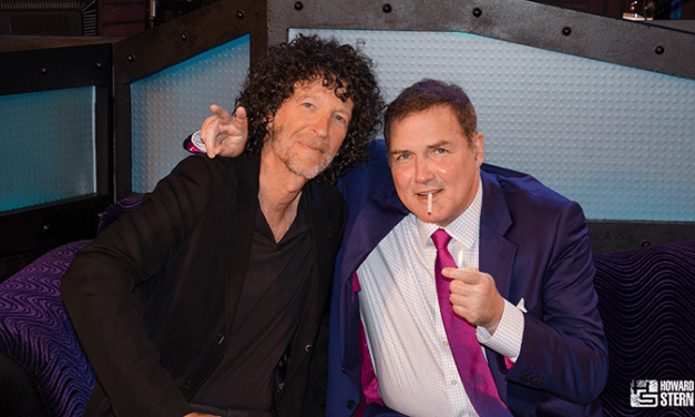 Hear Norm Macdonald tell Howard Stern about Weekend Update, David Letterman, Burt Reynolds and Rodney Dangerfield