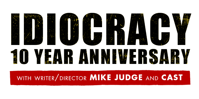 "Alamo Drafthouse cinemas to host 10-year anniversary screening, Q&A of ""Idiocracy"" on Oct. 4, 2016"