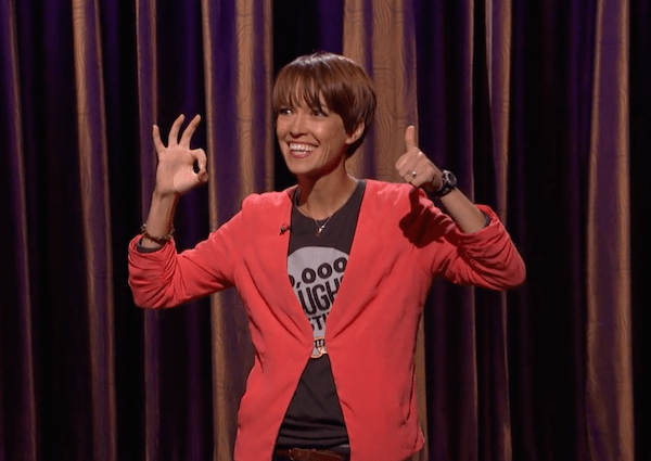 Mary Mack on Conan