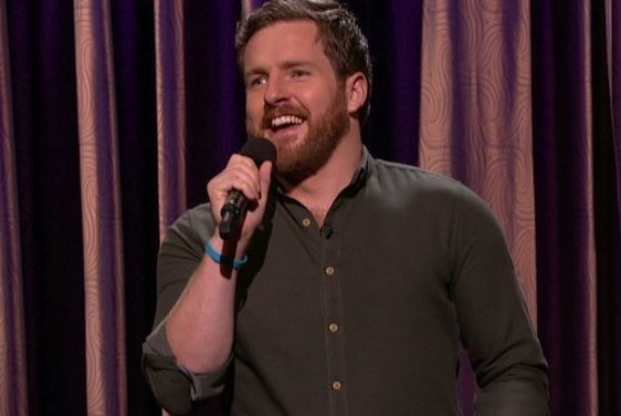Nick Cody on Conan