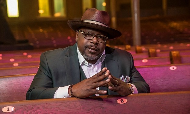 "Cedric The Entertainer with the low down on The Comedy Get Down and his new Netflix special, ""Live From the Ville"""