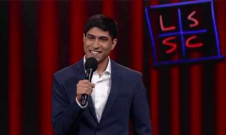 Alingon Mitra on The Late Show with Stephen Colbert