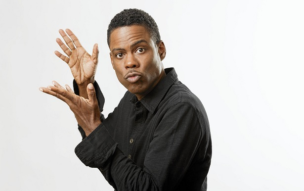 Chris Rock inks deal to make two new stand-up specials for Netflix