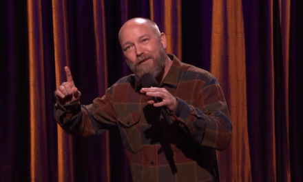 Kyle Kinane on Conan
