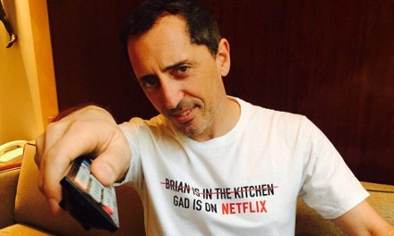 Gad Elmaleh to release stand-up specials in both French and English for Netflix in 2017