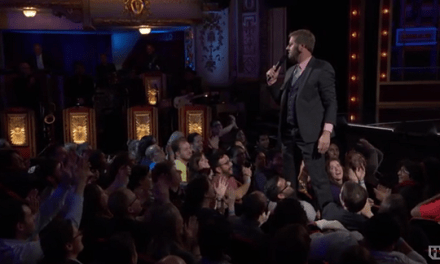 Rory Scovel on Conan and in the Apollo Theater