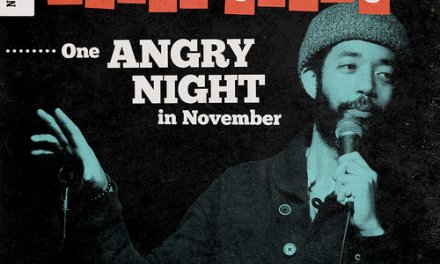 "Wyatt Cenac releases free EP about his thoughts on Election 2016: ""One Angry Night in November"""