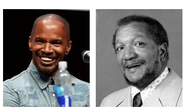 For SiriusXM documentary on Redd Foxx, Jamie Foxx tells why he chose the same stage surname
