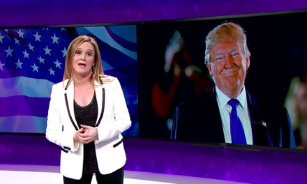 TBS renews Full Frontal with Samantha Bee for two more seasons