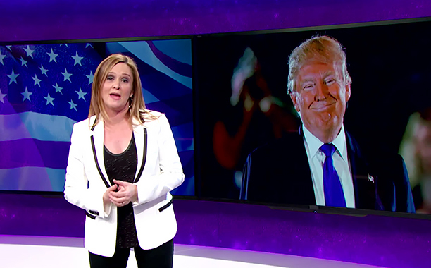 "Full Frontal with Samantha Bee will present ""Not the White House Correspondents' Dinner"" at same time as actual WHCD in D.C."
