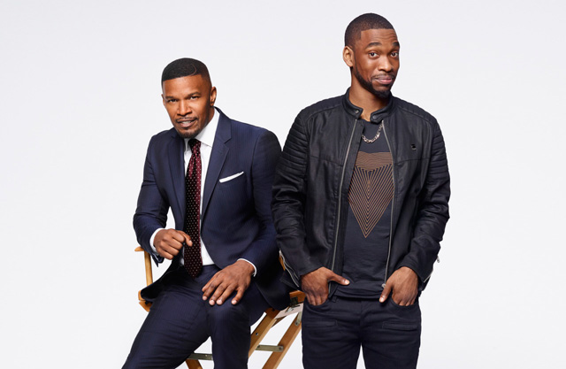 "Showtime orders ""White Famous"" starring Jay Pharoah to series"