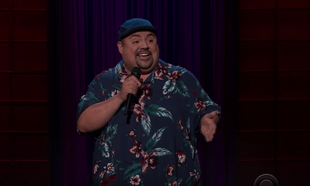 Gabriel Iglesias on The Late Late Show with James Corden