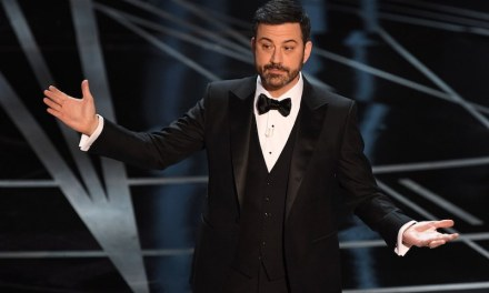 Jimmy Kimmel's very Jimmy Kimmel brand of the Academy Awards