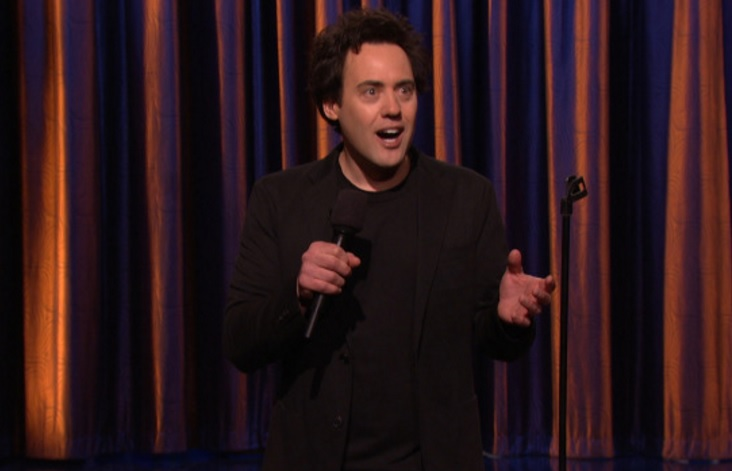 Orny Adams on Conan