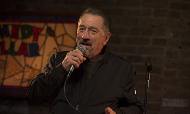 "Review: ""The Comedian"" starring Robert De Niro"