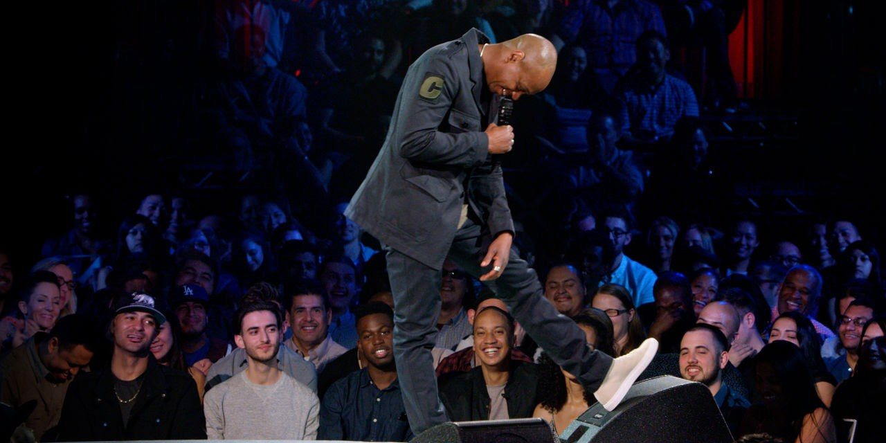 """Review: Dave Chappelle, """"The Art of Spin"""" on Netflix"""