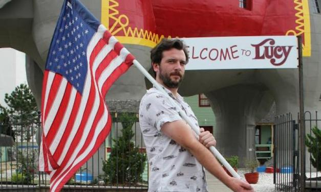 "Irish comedian Kevin McGahern explores ""Weird America"" for the Travel Channel"