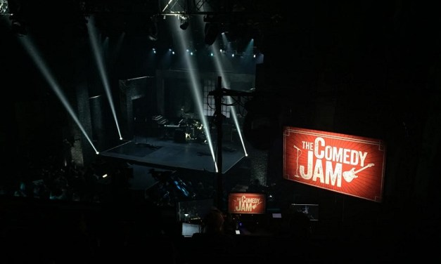Celebrating stand-up comedians celebrating rock music: Comedy Central's The Comedy Jam