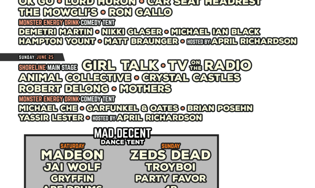 Introducing Chris Hardwick's first-ever ID10T Music Festival + Comic Conival