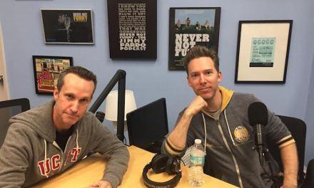 Episode #146: Never Not Funny's Jimmy Pardo and Matt Belknap