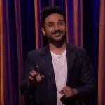 Vir Das makes his American late-night TV debut on Conan