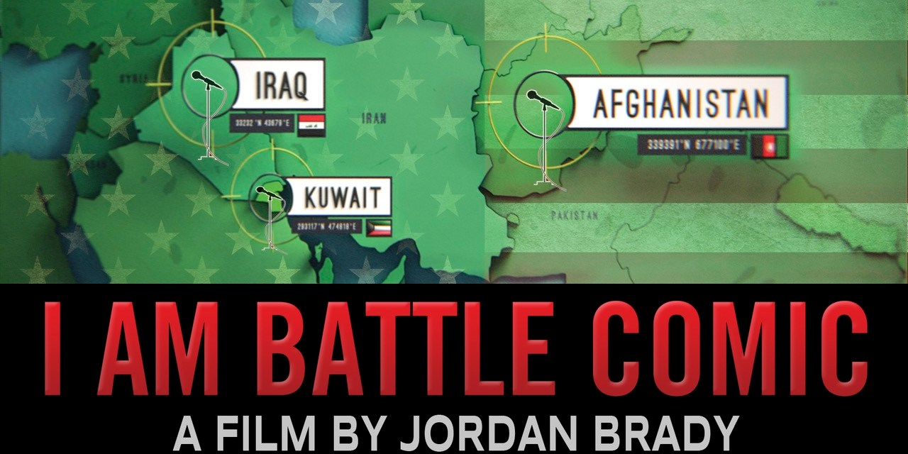 "Review: ""I Am Battle Comic"" by Jordan Brady"