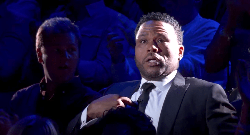 Anthony Anderson guest hosts Jimmy Kimmel Live