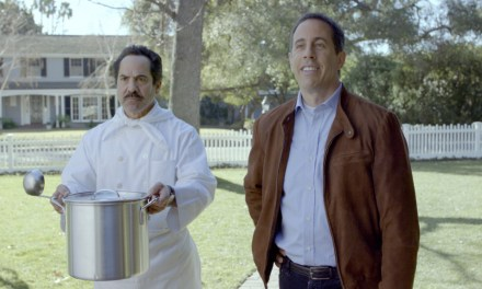 Once a Soup Nazi, always The Soup Nazi: Larry Thomas will reprise his Emmy-nominated Seinfeld role for Colossal Clusterfest