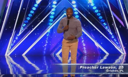 Preacher Lawson auditions for America's Got Talent 2017