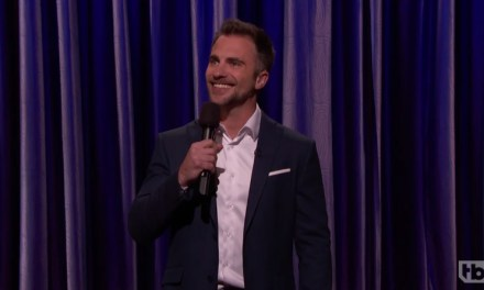 D.J. Demers on Conan