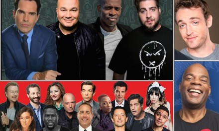 Hear from comedians performing at Just For Laughs Montreal in 2017