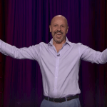 Maz Jobrani on The Late Late Show with James Corden