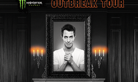 Tony Hinchcliffe on headlining his own tour, backed by Monster Energy
