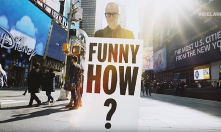 Watch the first two episodes of FUNNY HOW? with Kliph Nesteroff on Viceland