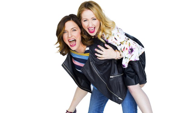 Episode #162: I Mom So Hard (Kristin Hensley and Jen Smedley)