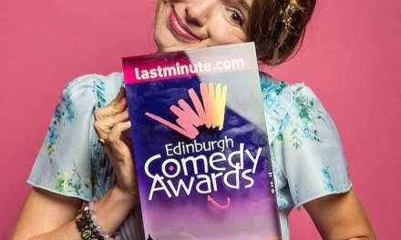Hannah Gadsby and John Robins share Best Comedy Show honors at 2017 Edinburgh Fringe; Natalie Palamides Best Newcomer