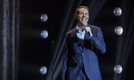 "Review: Ryan Hamilton, ""Happy Face"" on Netflix"