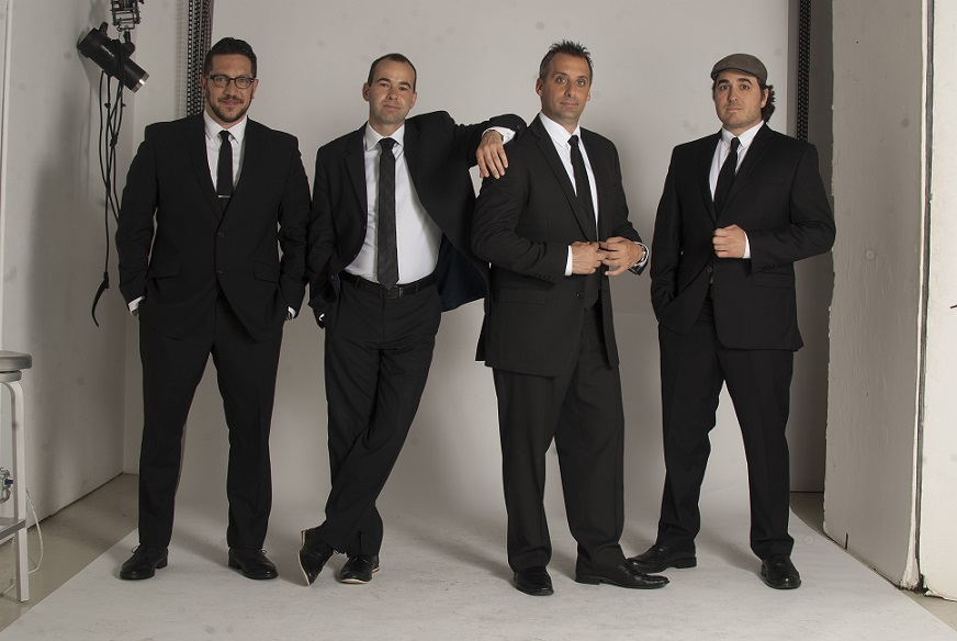 The Tenderloins (aka truTV's Impractical Jokers) playing Madison Square Garden, launching weekly radio show on SiriusXM