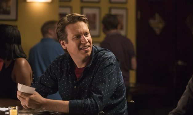 Visiting the set of HBO's Crashing with Pete Holmes