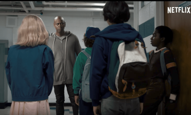 Dave Chappelle, Chris Rock, Jerry Seinfeld and Ellen DeGeneres star in new Netflix ad with hit series casts