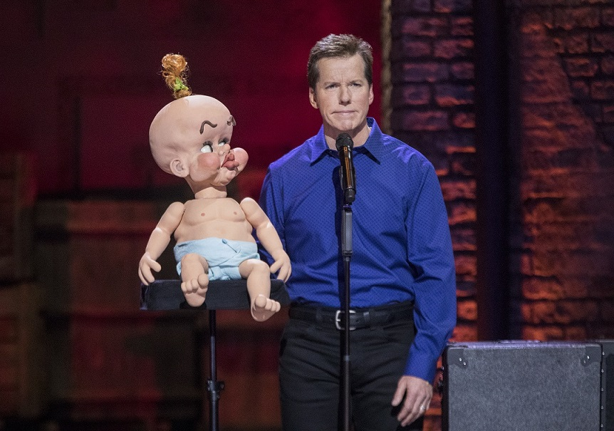 "Review: Jeff Dunham, ""Relative Disaster"" on Netflix"