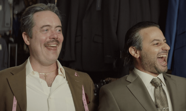 """Men,"" a short film on Super Deluxe by Jon Daly and Gil Ozeri"