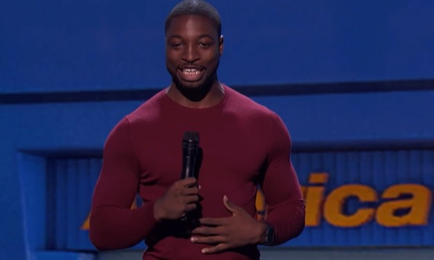 Preacher Lawson semifinal performance on America's Got Talent 2017