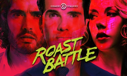 Comedy Central is doing a Roast Battle UK, with Jimmy Carr hosting