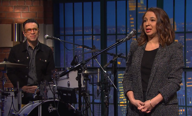 Amazon orders series reuniting Fred Armisen and Maya Rudolph