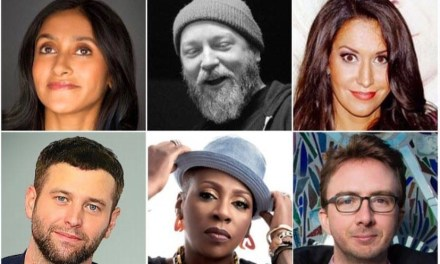 Aparna Nancherla, Kyle Kinane, Rachel Feinstein, Joe List, Gina Yashere, and Brent Morin taping new half-hours for Netflix