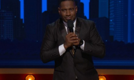 Rod Man on Conan in NYC