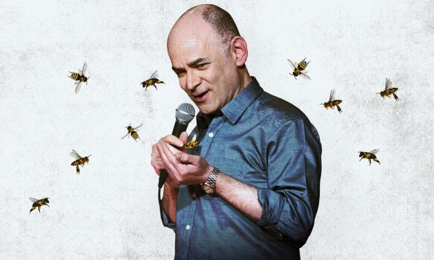 "Review: Todd Barry, ""Spicy Honey"" on Netflix"