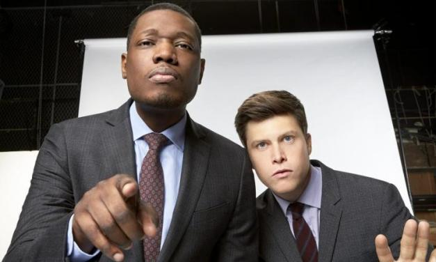Colin Jost and Michael Che will host the 2018 Emmy Awards