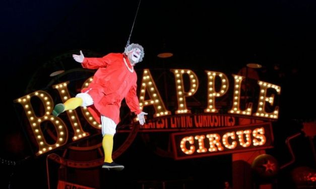 Big Apple Circus star clown out after admitting to sexual misconduct with a minor